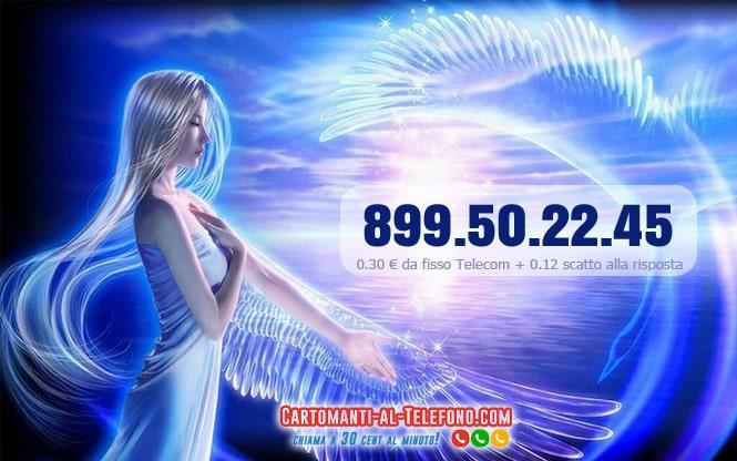 Cartomanzia a basso costo da fisso 899